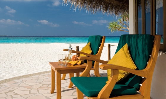 Coco Palm Dhuni Kolhu - zájezd Maledivy