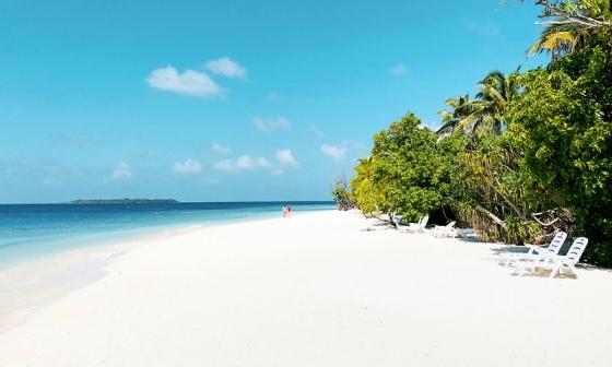Dreamland The Unique Sea & Lake resort - zájezd Maledivy