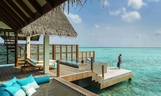 Four Seasons Landaa Giraavaru resort