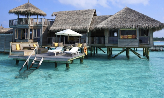 Gili Lankafushi - zájezd Maledivy