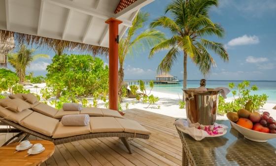 Kudafushi island resort - zájezdy Maledivy