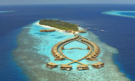 Lily beach resort - dovolená Maledivy