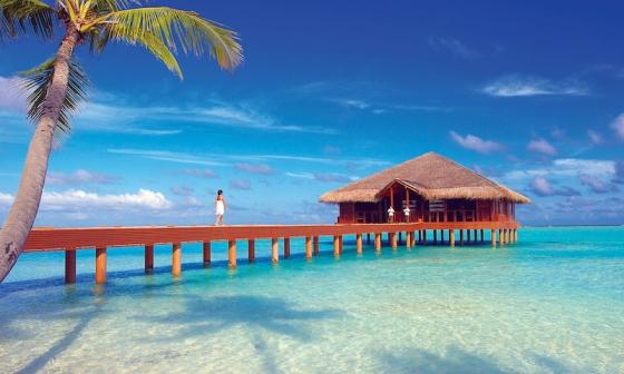 Medhufushi island resort - zájezdy Maledivy