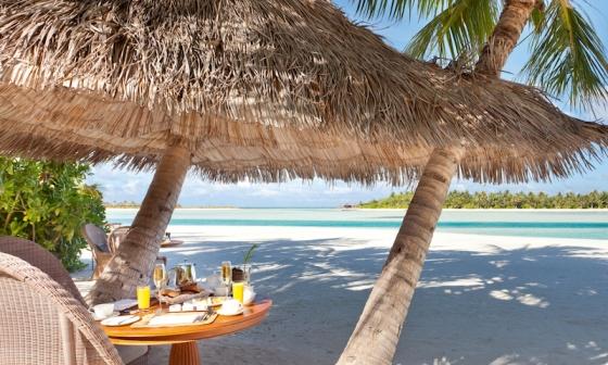 Naladhu Maldives - dovolená Maledivy