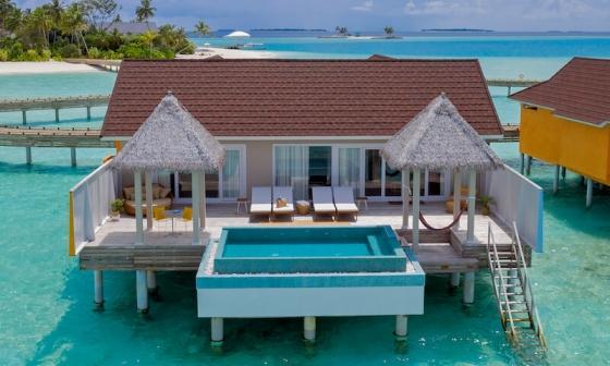 The Standard Huravalhi Maledivy