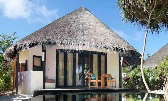 The Sun Siyam Iru Fushi - dovolená Maledivy