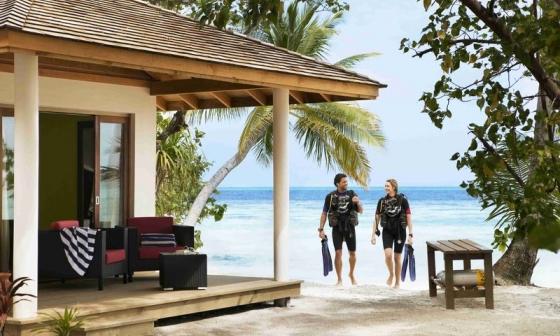 Vilamendhoo island resort - zájezd Maledivy