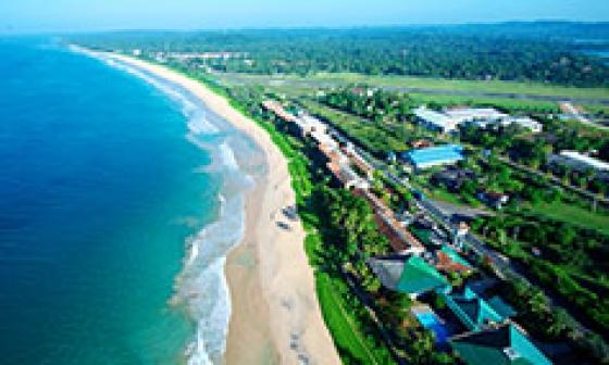 Hotel The Long beach Koggala - pobytový zájezd Srí Lanka