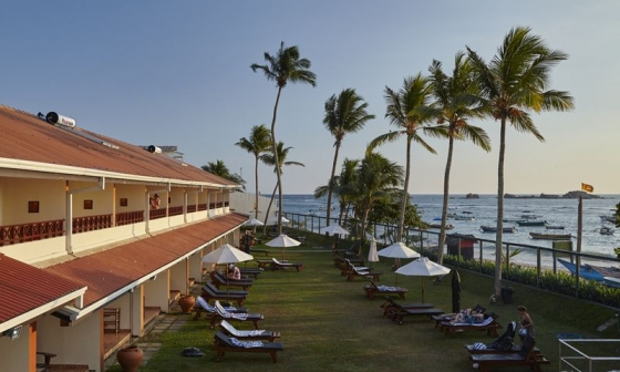 Hotel Coral sands Hikkaduwa - zájezdy Srí Lanka