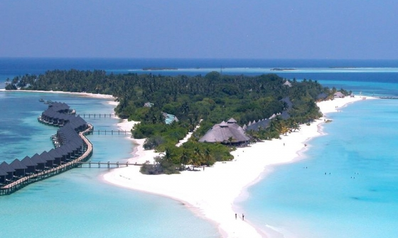 Zájezdy Maledivy - Kuredu Island Resort