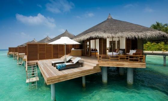 Zájezdy Maledivy - Kuramathi Island Resort
