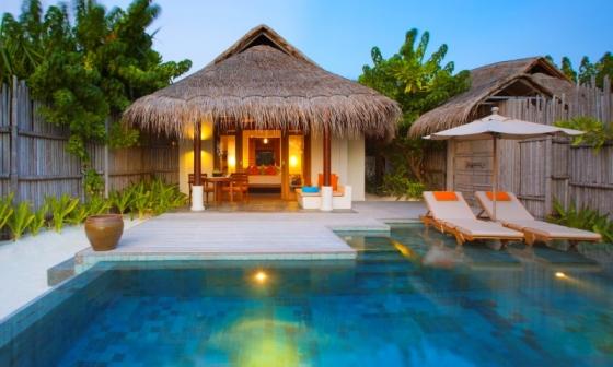 Zájezd Anantara Dhigu Maledivy