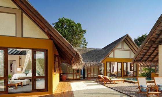 Zájezd Four Seasons Landaa Giraavaru Maledivy