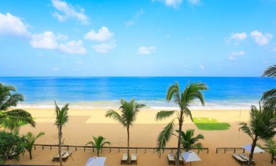 Pandanus beach resort Induruwa - zájezd Srí Lanka