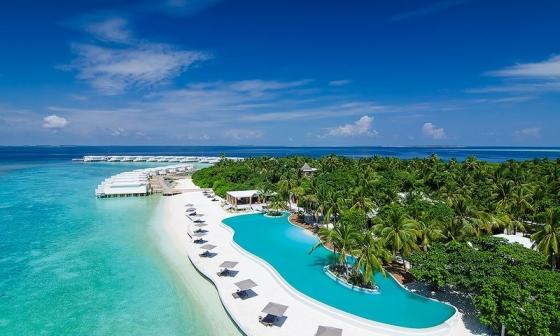 Amilla Fushi Maledivy - zájezd na Maledivy