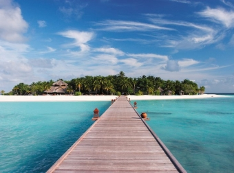 Banyan Tree Vabbinfaru - dovolená Maledivy