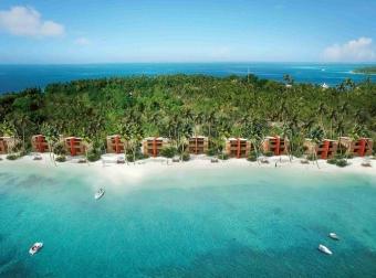 The Barefoot Eco hotel - dovolená Maledivy