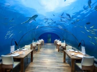 Conrat Maldives Rangali - zájezd Maledivy