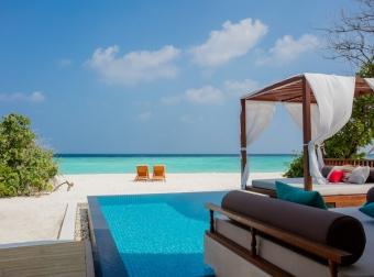 Furaveri island resort - zájezd Maledivy