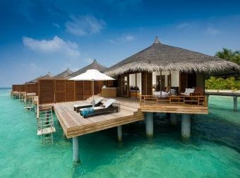Kuramathi island resort - zájezdy Maledivy
