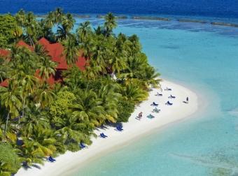 Kurumba Maldives - zájezdy Maledivy