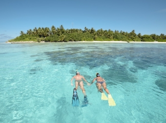 Makunudu island resort - zájezd Maledivy