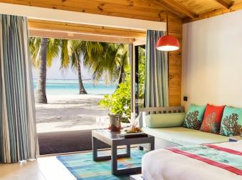Meeru island resort - zájezd Maledivy