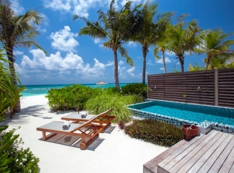 Oblu Select at Sangeli - zájezd na Maledivy
