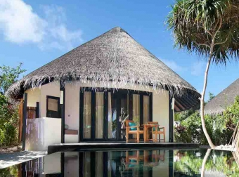 The Sun Siyam Iru Fushi - zájezd Maledivy