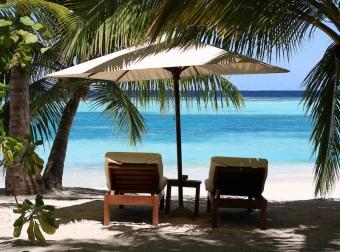 Vakarufalhi Maldives - zájezd Maledivy