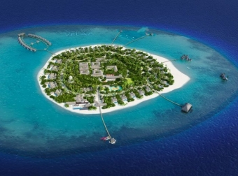 Velaa Private Island, Maledivy