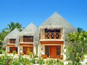 Bandos Island resort - zájezdy Maledivy