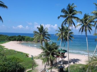 Hotel Shinagawa beach resort - zájezd Srí Lanka