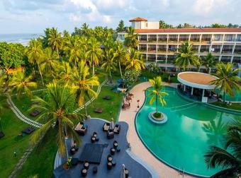 The Eden resort Beruwela - pobytový zájezd Srí Lanka