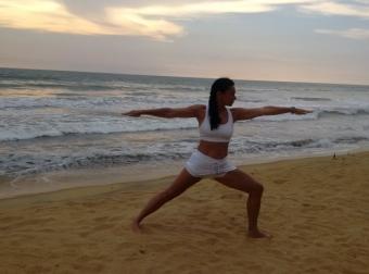 jóga Srí Lanka