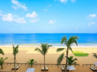 Pandanus beach resort Induruwa - pobytový zájezd Srí Lanka
