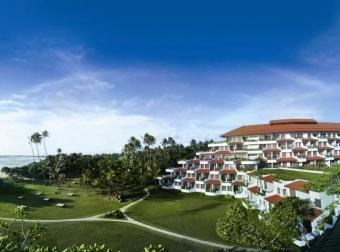 Taj Bentota resort & SPA- zájezd Srí Lanka