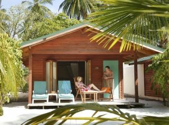 Zájezdy Maledivy - zájezd Meeru Island resort