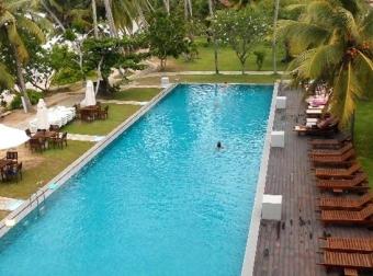 Paradise Beach Club Mirissa - zájezd Srí Lanka