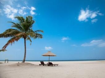 Luxusní zájezd Srí Lanka v létě, pláž Passikudah