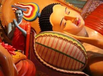 Zájezdy Srí Lanka - Buddha