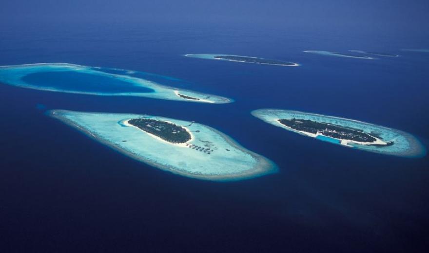 Maledivy dovolená - letenky