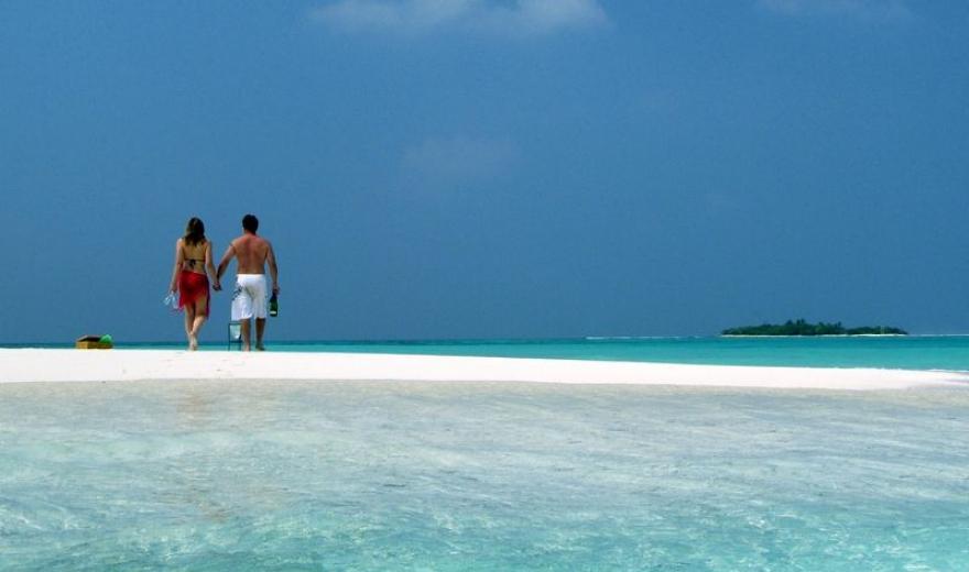 Maledivy dovolená - počasí Maledivy