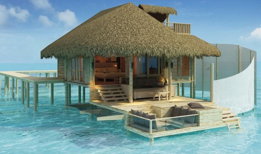 Maledivy dovolená - ubytování Maledivy