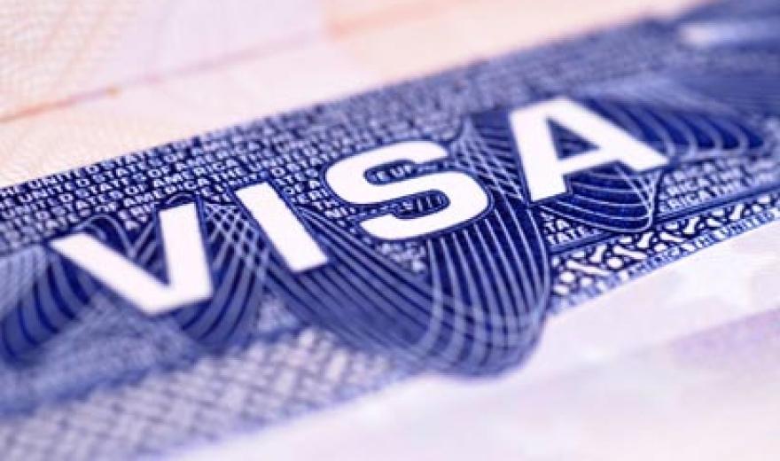 Maledivy dovolená - víza
