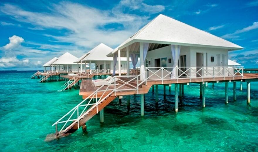 Maledivy - hlavní turistická sezóna a ceny ubytování