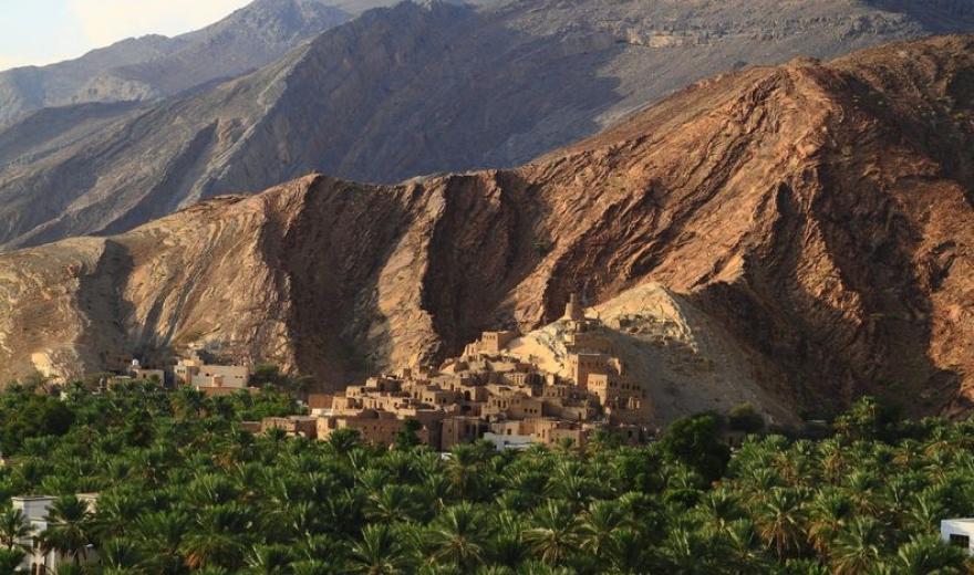 Birkat al Mauz - Omán