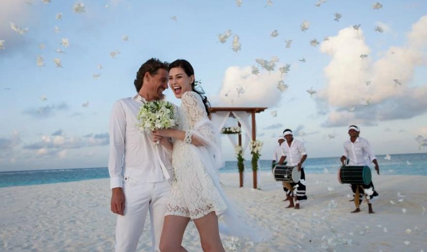 Svatby na Maledivách