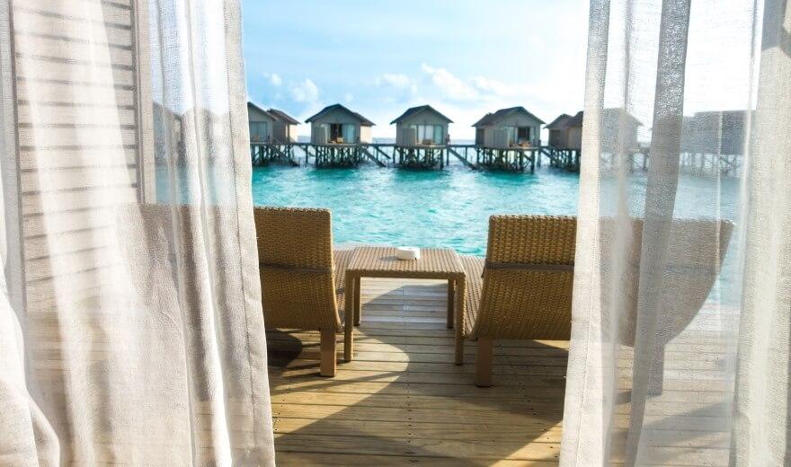 Ubytování Maledivy - dovolená s Go2