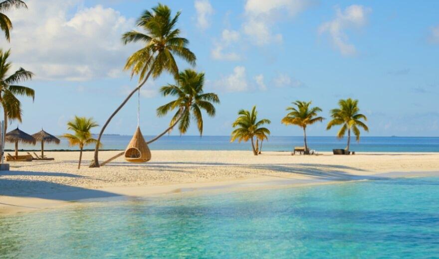 Ubytování na Maledivách s dětmi